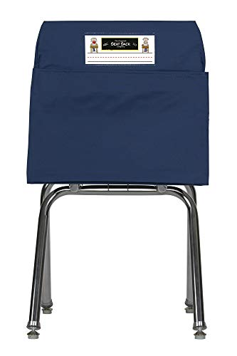 - Seat Sack Storage Pocket, Standard, 14 Inches, Blue - 333503
