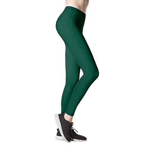 Lapasa Womens Sports Leggings SEE THROUGH
