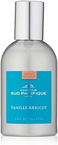 Comptoir Sud Pacifique Vanille Abricot Eau de Toilette Spray, 1 fl. oz.