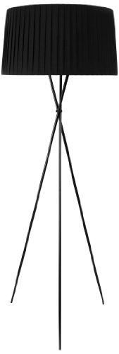 Control Brand LS-679F-BLK Sticks Floor Lamp