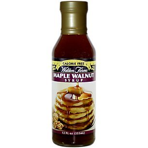 Maple Walnut Syrup 12 fl Ounce (355 ml) Bottle(S)