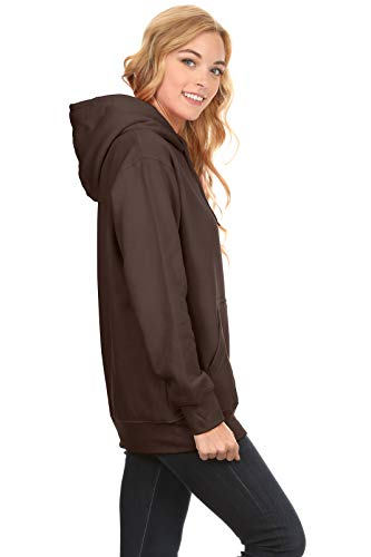 Simlu Fleece Pullover Hoodies Oversized Sweater Reg and Plus Size Sweatshirts