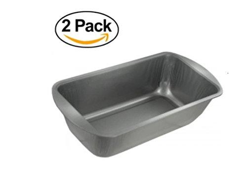 Medium Loaf Pans for Baking | Loaf Pans for Bread | Bakeware Set