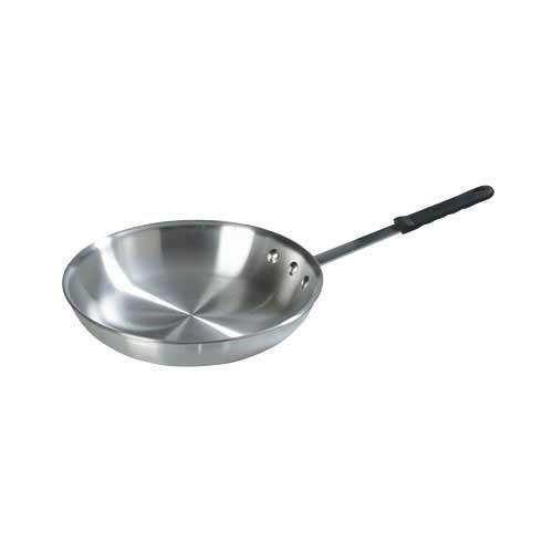 10 Traditional Aluminum Fry Pan by Carlisle ()