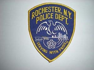 Rochester, New York Police Department Patch by HighQ ()