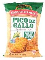 o De Gallo Corn Tortilla Chips -- 8.1 oz ()