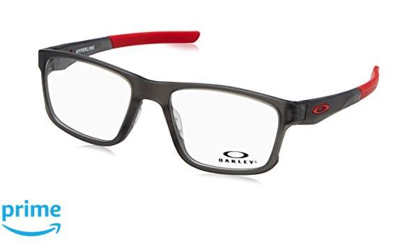 2cdf68a46e OAKLEY OX8078-807805 HYPERLINK Eyeglasses 52mm at Amazon Men s ...
