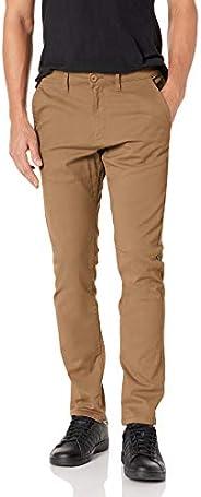 WT02 Pantalones Chinos elásticos de Sarga para Hombre
