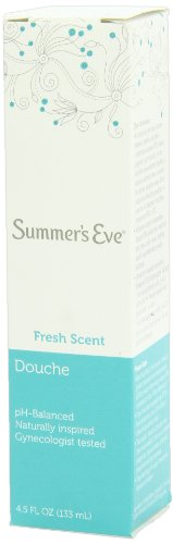 Summer's Eve Douche | Fresh Scent | 4.5 oz Size | Pack of 1 | pH Balanced & Gynecologist Tested by Summer's Eve (Image #4)