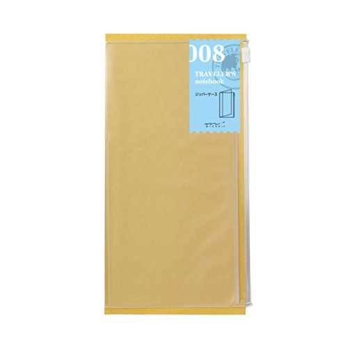 Midori Travelers Notebook Refill Zipper product image