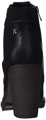 Refresh Noir negro Bottes 64672 Negro Classiques Femme OIwpICxqfr