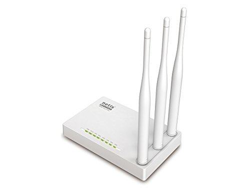 Monoprice 300Mbps Wireless N Router, 3 High Gain Antennas