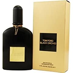 An iconic oriental chypre that is warm and floral. A luxurious and sensual fragrance of rich, dark accords and an alluring potion of black orchids and spice, Tom Ford's Black Orchid is both modern and timless. Bottled in fluted, black glass t...