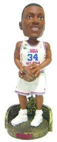 Boston Celtics Paul Pierce 2003 All-Star Uniform Forever Collectibles Bobblehead