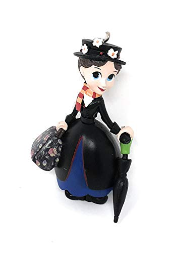 HallmarkDisney 2018 Disney Mary Poppins Christmas (Umbrella Christmas Ornament)