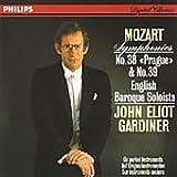 Mozart: Symphonies 38 Prague & 39