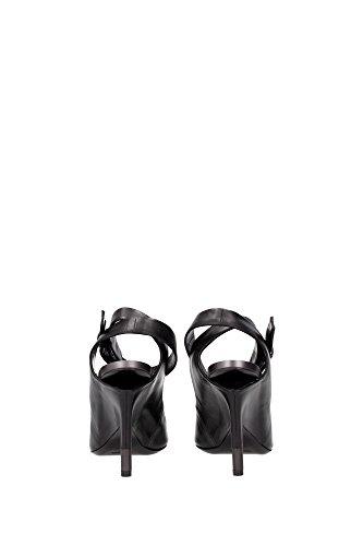 Sandalias Tom Ford Mujer - (116W1817TSCABLK) EU Negro