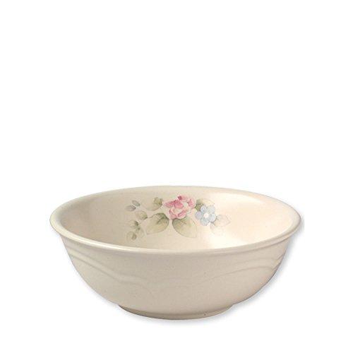 Pfaltzgraff Tea Rose Soup/Cereal Bowl (16-Ounce)