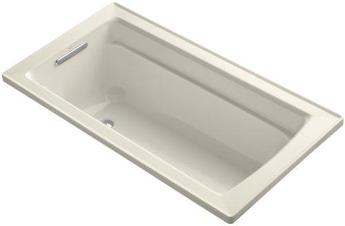 KOHLER K-1123-0 Archer 5-Foot Bath, White