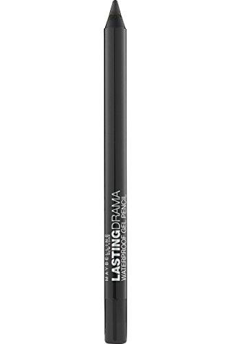 Maybelline New York Eyestudio Lasting Drama Waterproof Gel Pencil Makeup, Sleek Onyx, 2 Count by Maybelline New York (Image #3)