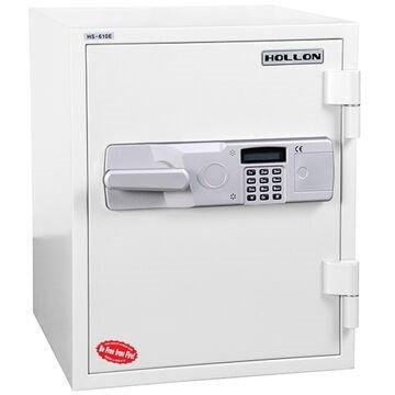 Hollon Safe HS-610E 2 Hour Fireproof Office Safe, 1.5 cu. ft., Gray/Tan (Safe Hr Fireproof 2)