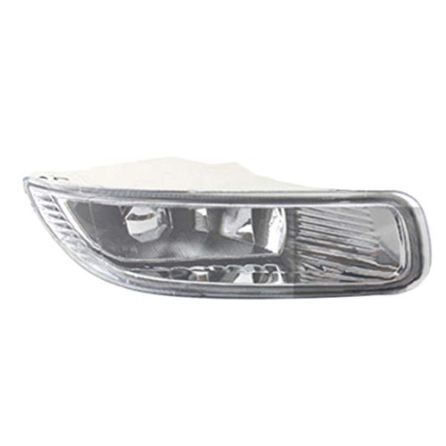 (Xuanhemen Front Right Side Driving Lamp Car Clear Lens Fog Light 8122002060 TO2591107 for Toyota Corolla 2003-2004)