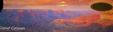 Panoramic 500 Piece Puzzle - Grand Canyon National Park Panoramic Puzzle - Over 500 Pieces