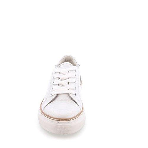 Sixtyseven 77704 Women Us 6 White Fashion Sneakers