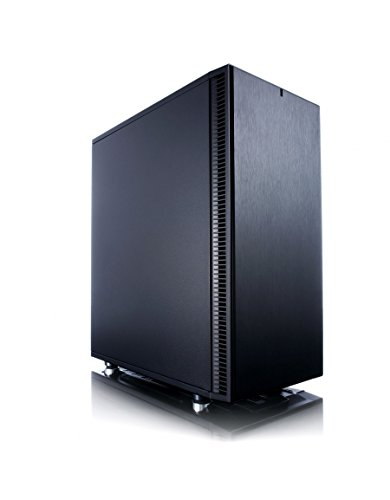 Fractal Design Define C No Power Supply ATX Case, Black (FD-CA-DEF-C-BK) by Fractal Design