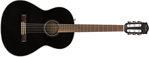 Fender CN-60S Acoustic Guitar – Black