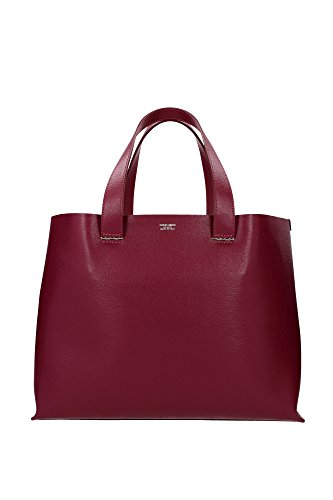 Totes Bags Armani Giorgio Women Leather Dark Pink Y1D055YD05A89979 Pink 11x29x38 - more-bags