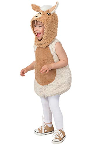 Princess Paradise Kid's Lenny The Llama Childrens Costume, as Shown, 2T ()