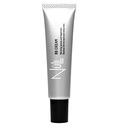 NULL BBクリーム メンズ コンシーラー ファンデーション 20g SPF30 PA++ (メーキャップ効果で 青ひげ/クマ/ニキビ跡 を隠す 日焼け止め としても)