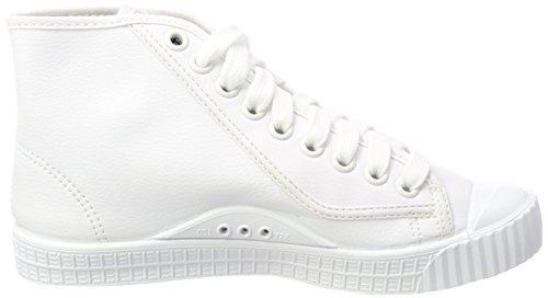 White 110 Wmn Weiß Rovulc STAR G RAW Mid Damen Sneaker 8PnCawqz6x