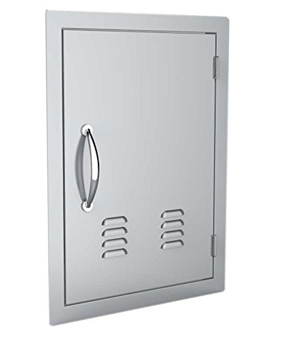 SUNSTONE A-DV1724 17-Inch by 24-Inch Vertical Door with Vents