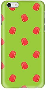 Stylizedd Apple iPhone 6Plus Premium Slim Snap case cover Gloss Finish - Dancing Tarbouche