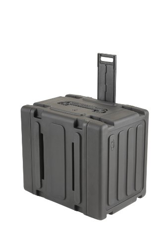 ack, with Wheels, Handle, TSA Trigger Latches (Shock Mount Rack Case)
