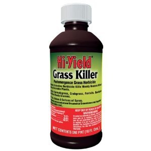 Hi Yield 16 Oz Grass Killer