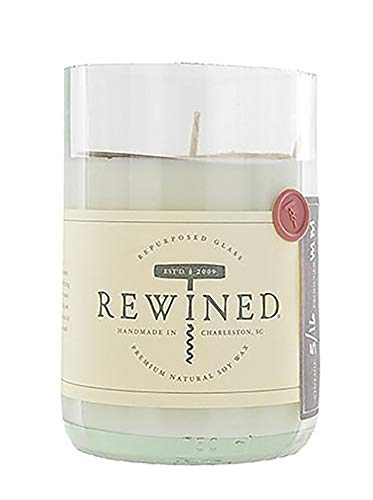 Rewined, Candle Zinfandel Blanc Collection 11 Ounce
