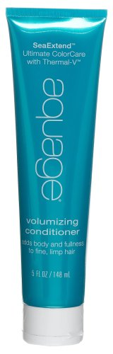 Conditioner Volumizing Seaextend Aquage - Aquage Volumizing Conditioner, 5-Ounce Bottle