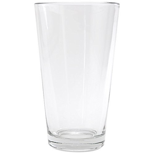 Anchor Hocking Pint Mixing Glass - Rim Tempered - 16 oz - Case of 24