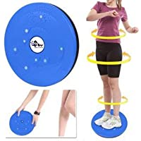 KS Healthcare Body Twister Magnetic Figure Twister Waist Twister Weight Reducer With Acupressure, Tummy Twister