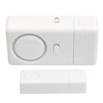 Milenco Sleep-Safe - Alarma para Ventanas y Puertas (6 ...
