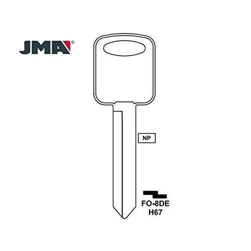 JMA 1987 – 1996 Ford Mercury en Blanco llave/H67