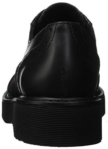 Sneaker nero Bata 6 Nero 5116292 Donna Infilare q7C5wACz