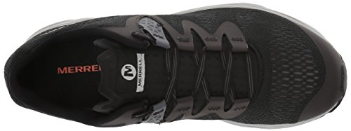 Merrell Mujeres Riveter E-mesh Sneaker Black