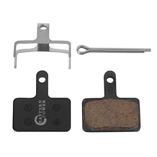 EASTERN POWER Bicycle Resin Disc Brake Pads for Shimano B01S Deore M315 M355 M365 M375 M395 M495 M486 M485 M475 M446 M445 M416 M415 M575 M545 M525 M515 M505 Tektro/TRP,2 ()