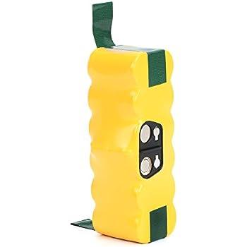Amazon.com: iRobot Roomba batería de repuesto: Home & Kitchen