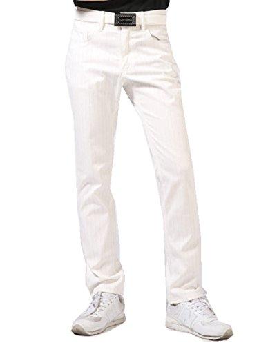 【NewEdition GOLF®】 『ストライプ柄?チェック柄?迷彩 カモフラージュ柄』 ストレッチ メンズ ゴルフ パンツ 小さいサイズ~大きいサイズ NEG-029