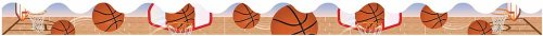 Eureka Basketball Deco Trim -